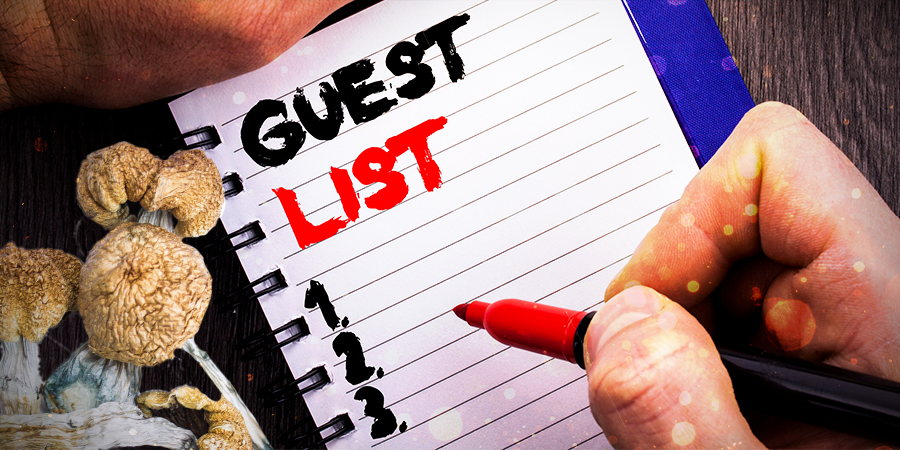 Carefully Plan Your Guest List