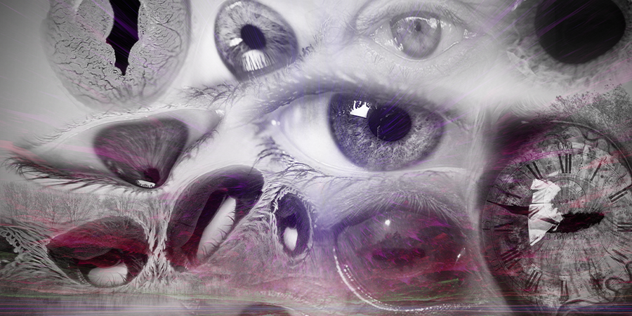 Les Effets Visuels Des Substances Psychédéliques: Suppressions