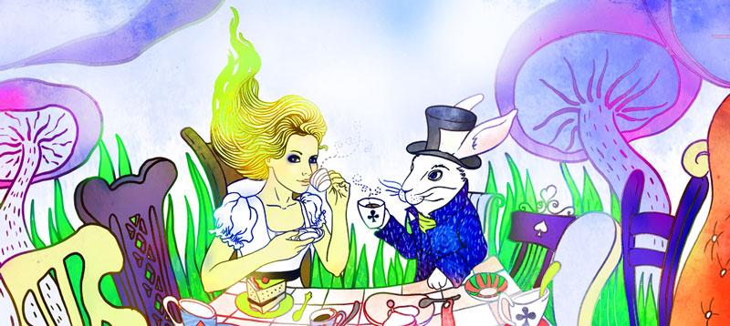 Tè di Tartufi Magici